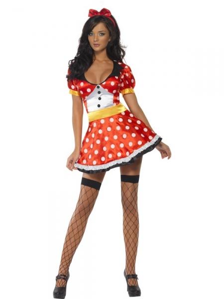 Kostym Sexy Minnie Myska Pujcovna Kostymu Praha