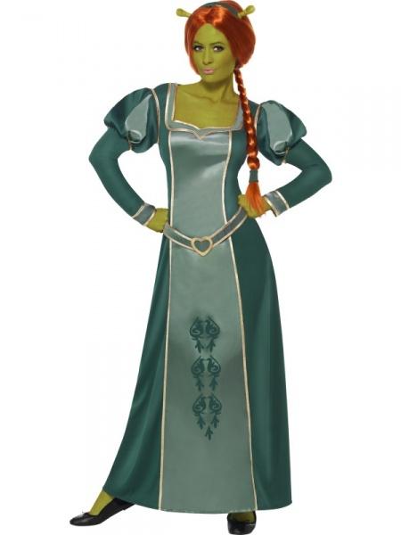 cc3e2bdfba8 Úvod     Kostým Fiona - Shrek. V naší půjčovně najdete i velké množství  filmových a pohádkových hrdinů. Součástí kostýmu ...