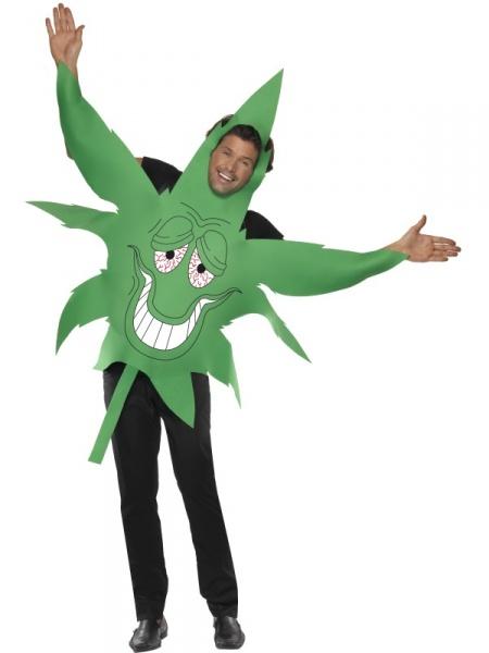 9bd9bbe09a7 Kostým Marihuana - Půjčovna kostýmů Praha
