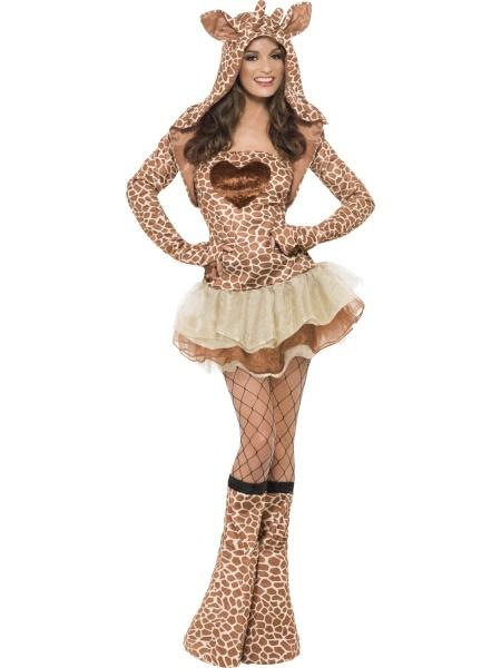 Kostým Žirafka - Půjčovna kostýmů Praha 7695f4f9434
