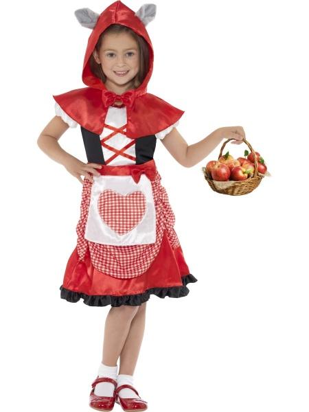 Dětský kostým Karkulka - Půjčovna kostýmů Praha 3c64ea1dd42