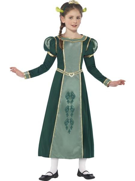 a3156fff5dc Kostým pro dívky - Princezna Fiona. Úvod   Karnevalové kostýmy k zapůjčení    Filmové a pohádkové ...