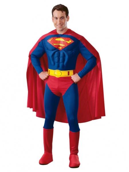 Kostým Superman. Úvod   Karnevalové kostýmy k zapůjčení   Sexy ... 19c4751dc0d