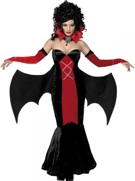 Gotická Vampírka. Chystáte se na Halloween party  Půjčovna kostýmů ... c74b2adaabb