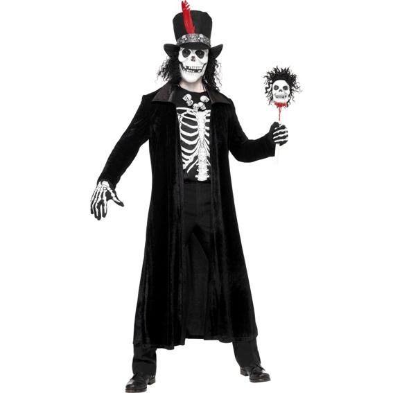 Kostým Voodoo man - Půjčovna kostýmů Praha f445a954987